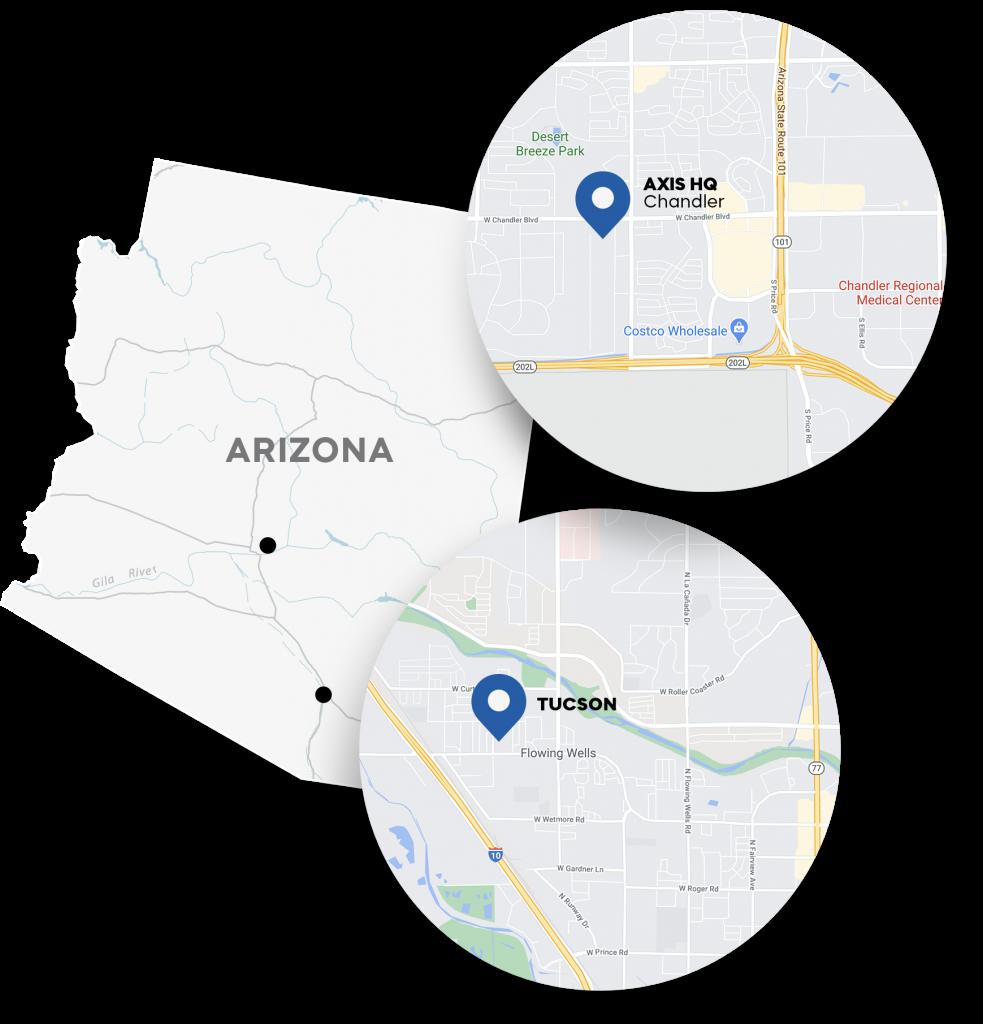 Axis Portable Air Arizona