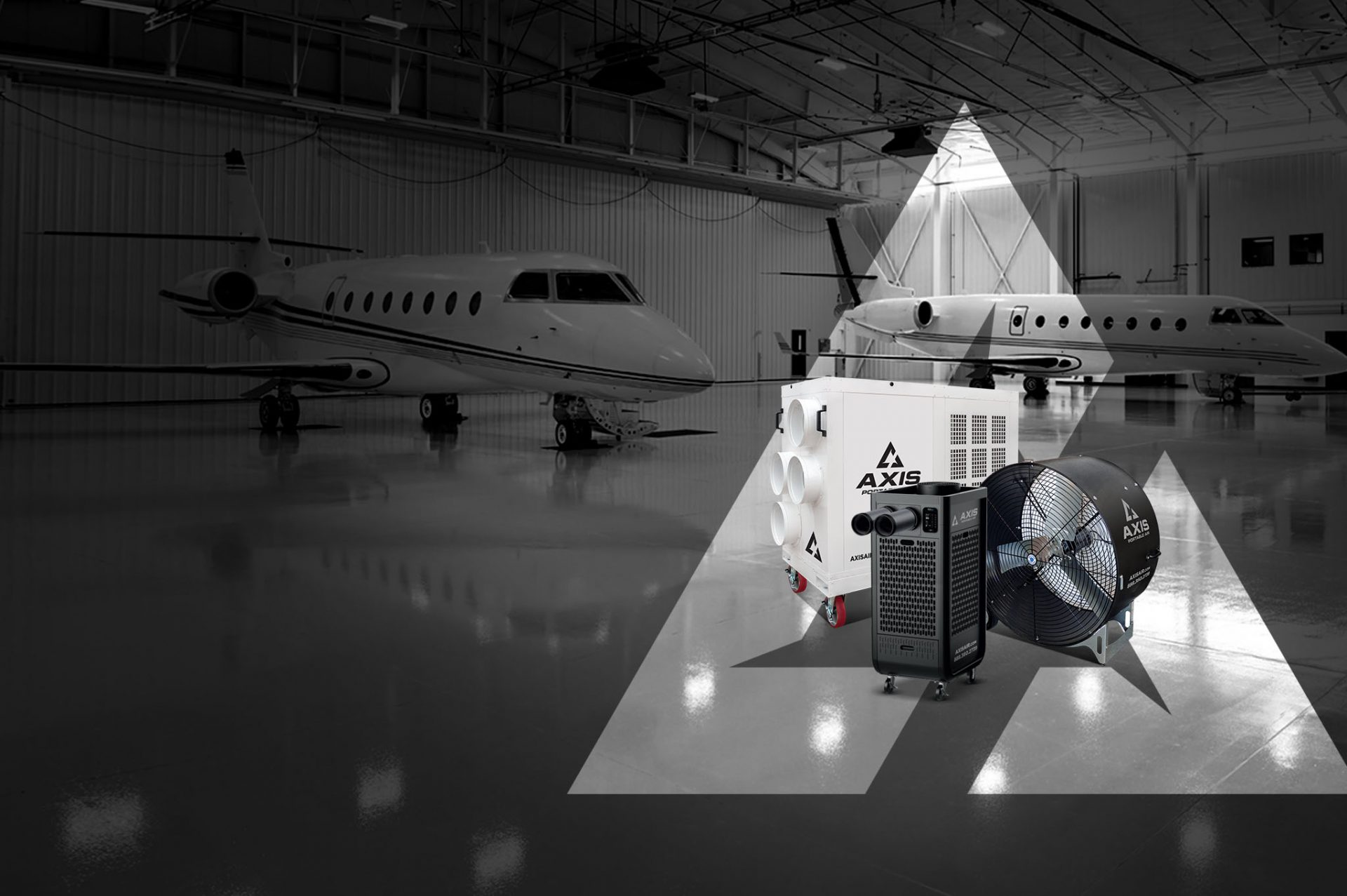 Axis Portable Air Aviation