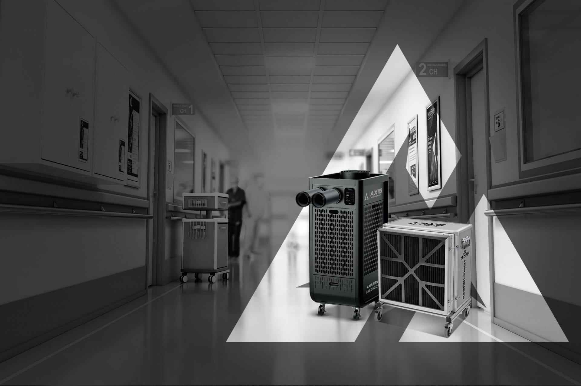 Axis Portable Air healthcare