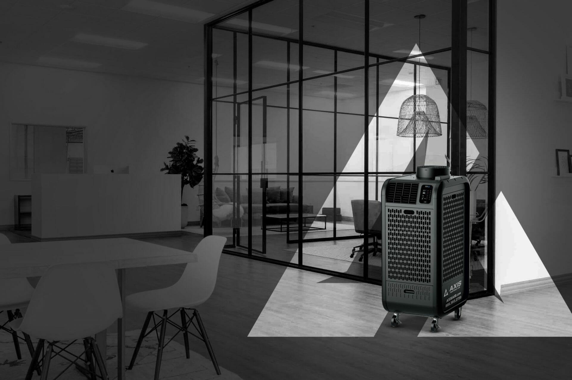 Axis Portable Air Offices