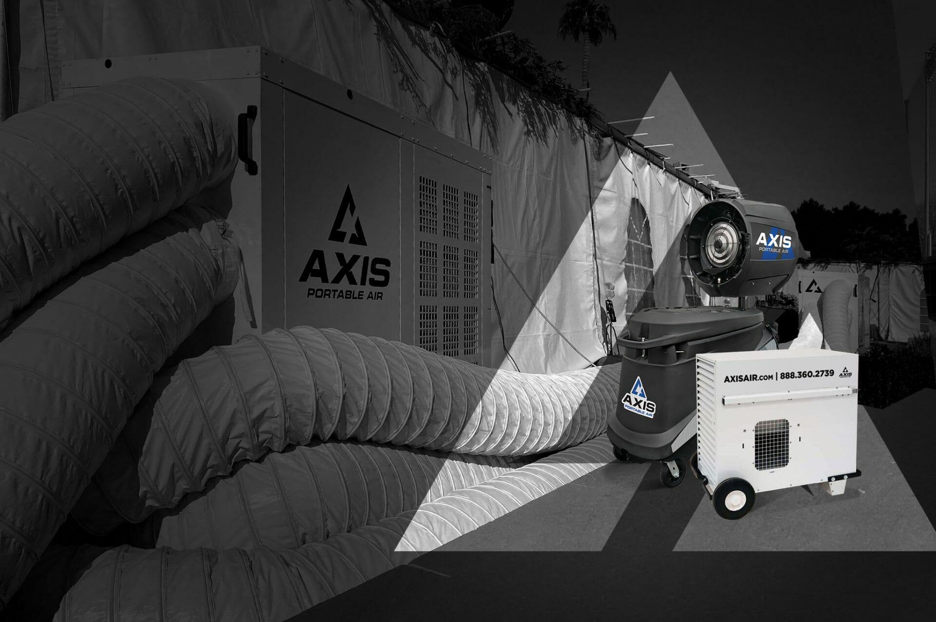 Axis Portable Air Outdoor Events