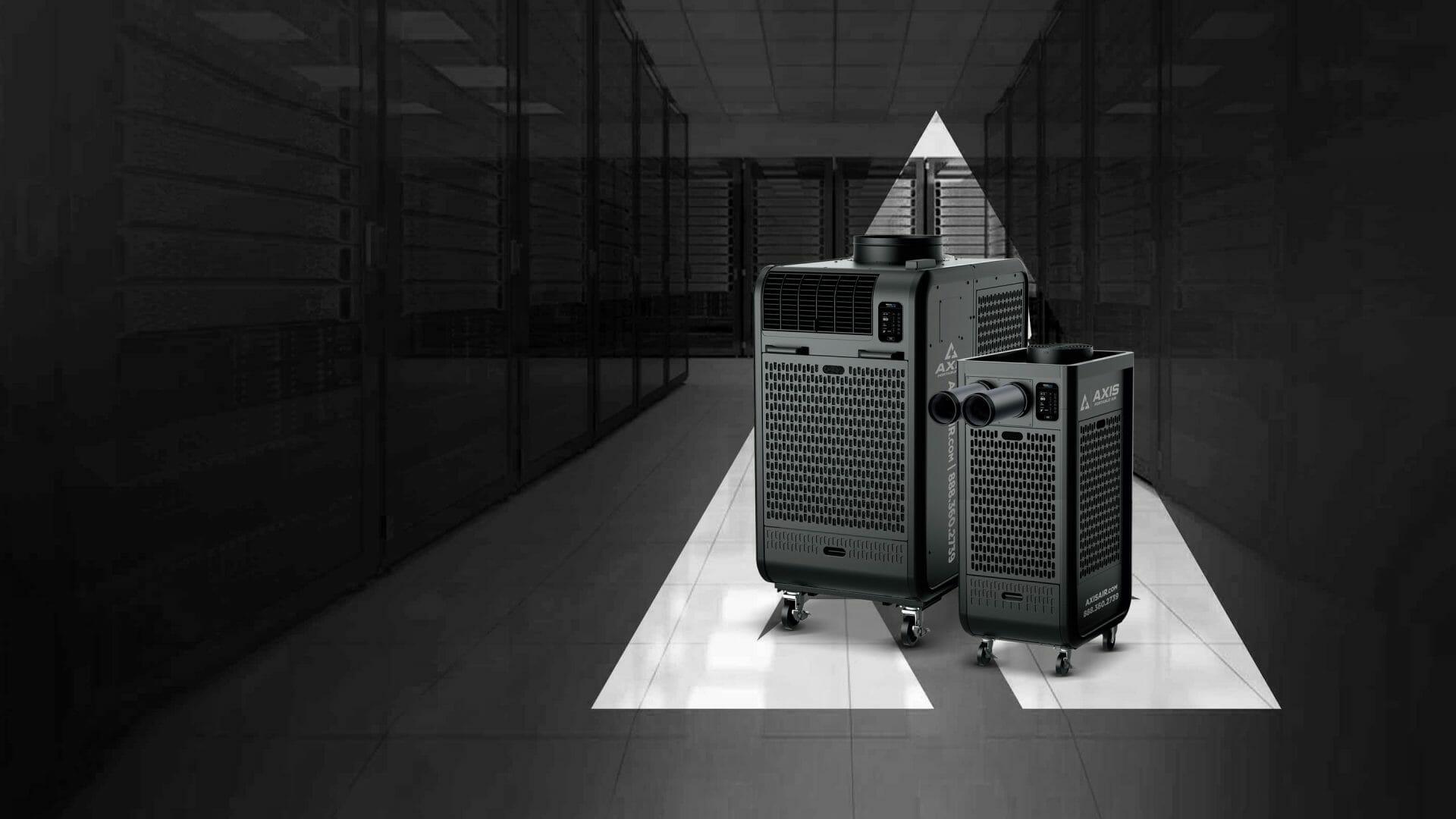 Axis Portable Air Data Center