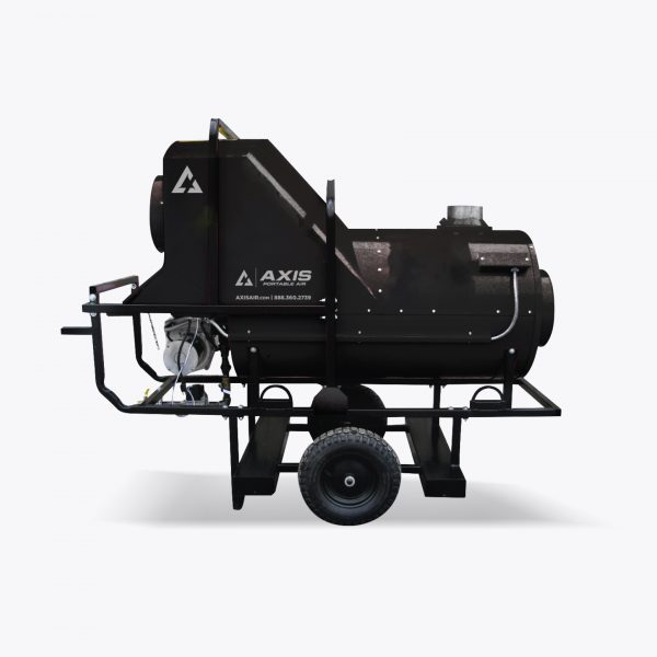 Campo Blaze 400G Turbo Heater For Rent