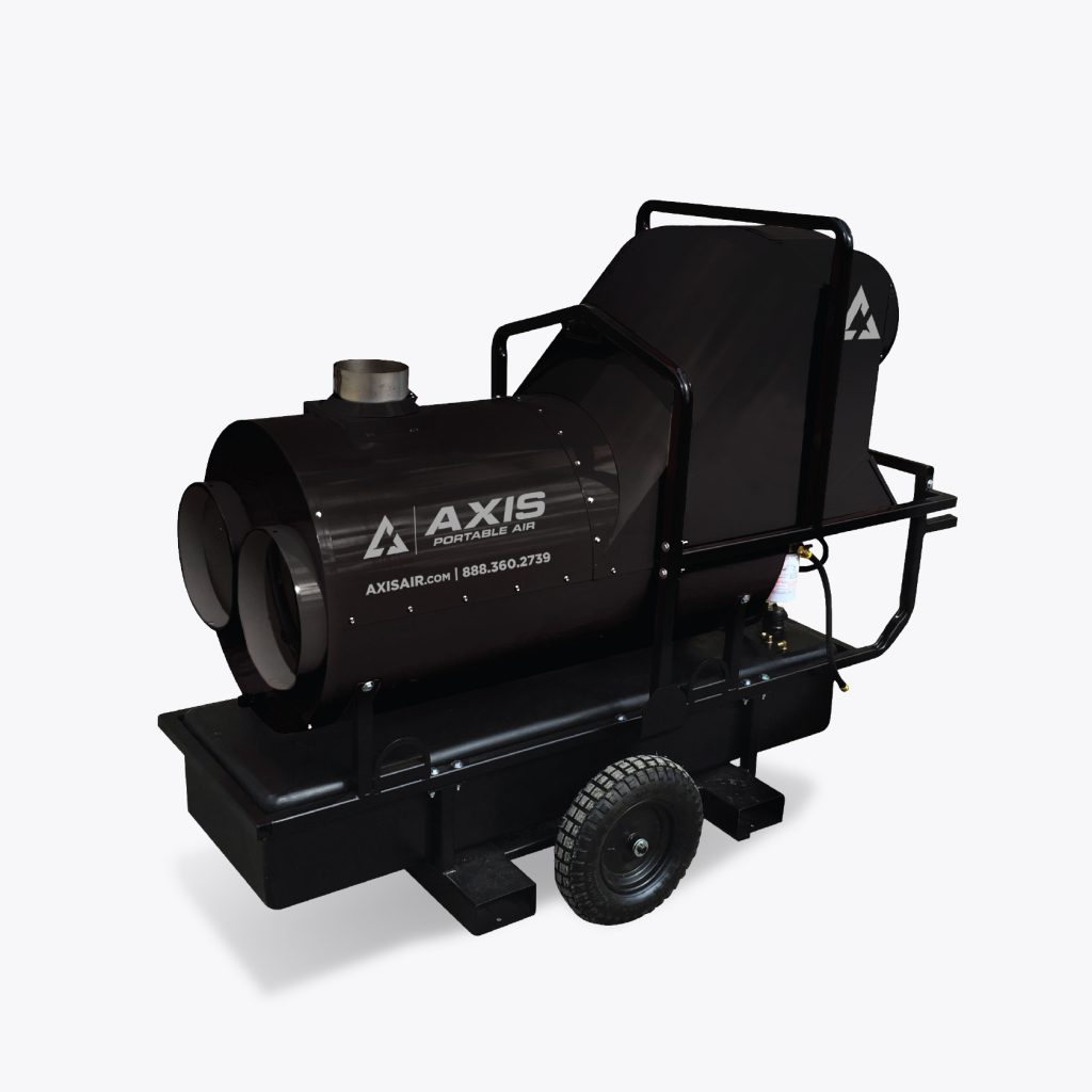 Campo Blaze 600D Turbo II Heater For Rent