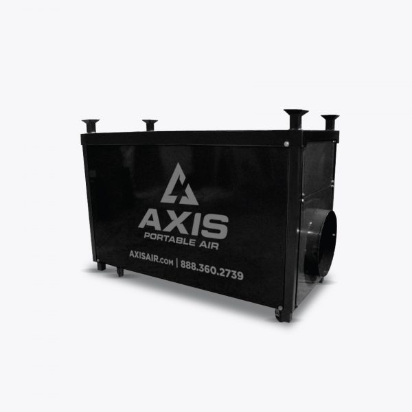 Campo Blaze 60kW Electric Heater For Rent