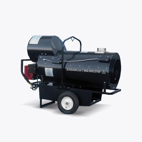 Flagro FVO-400 Heater For Rent