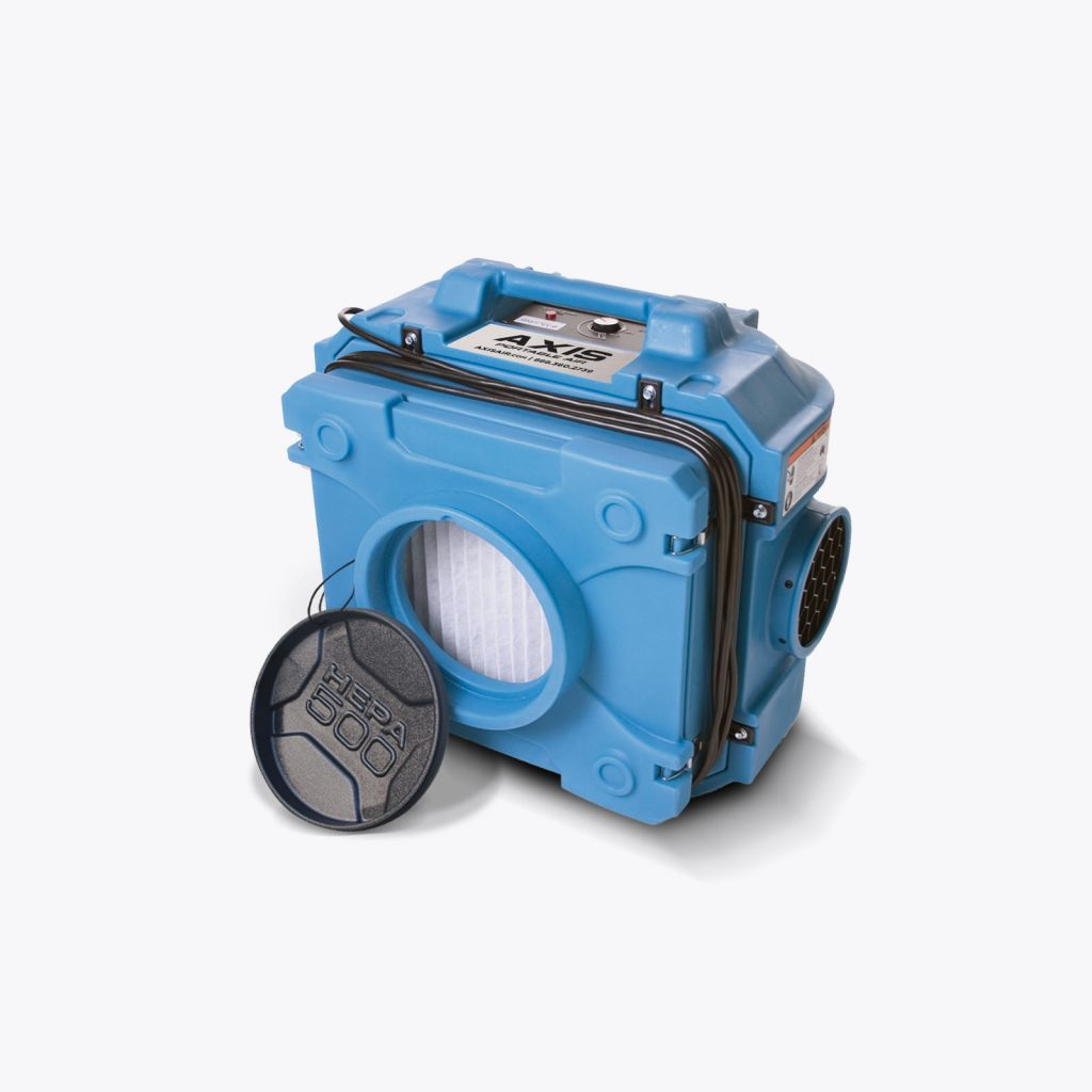 Dri-Eaz Hepa500 Air Scrubber For Rent