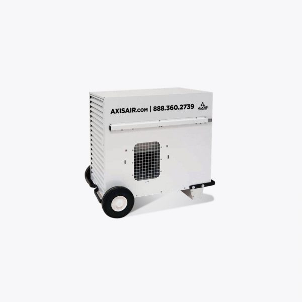 LB White Premier 170 DF Heater For Rent