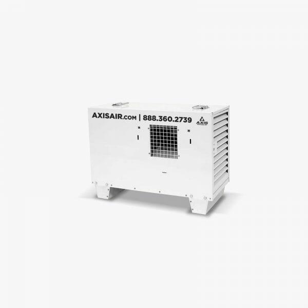 LB White Premier 80 DF Heater For Rent